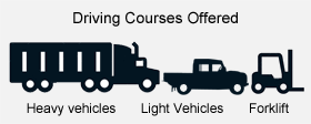 Driving Courses Offered